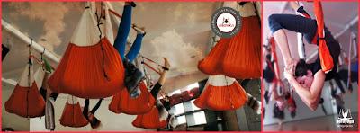 Practica yoga aereo by AeroYoga®:  El Aero pranayama la respiracion consciente con Rafael Martinez, Experiencia Aérea para el bienetsar y la salud, en España, Mexico, Argentina, Colombia, USA, France,Peru, Chile,  Italia...