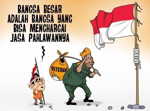 Kumpulan Contoh Naskah Pidato Hari Pahlawan Terbaik 2013