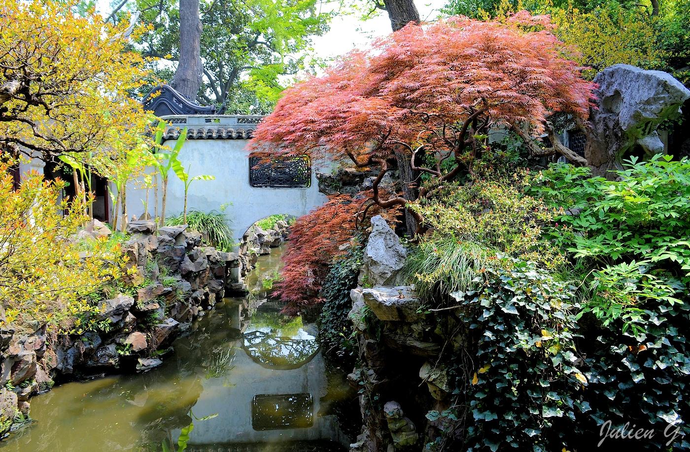Coins du monde photos en vrac perspective mandarinale for Le jardin yuyuan