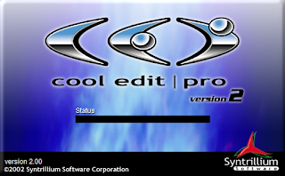 Program Aplikasi Cool Edit Pro v 2.0