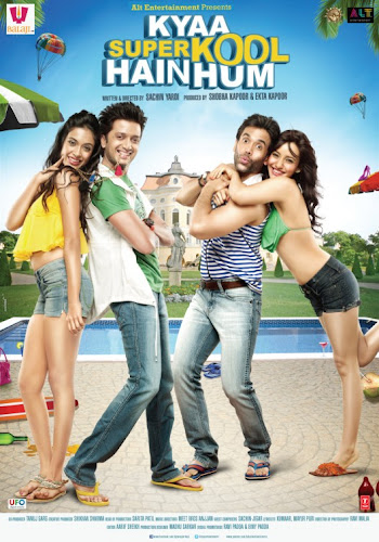 Kyaa Super Kool Hai Hum (2012) Movie Poster