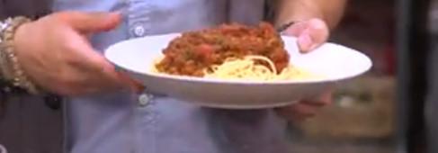 Spaghetti Bolognese Rockt - Rezept