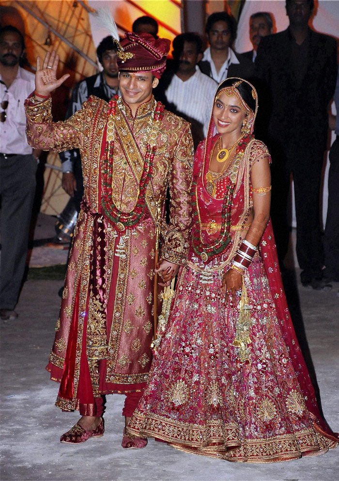 indian arranged marriage traditions