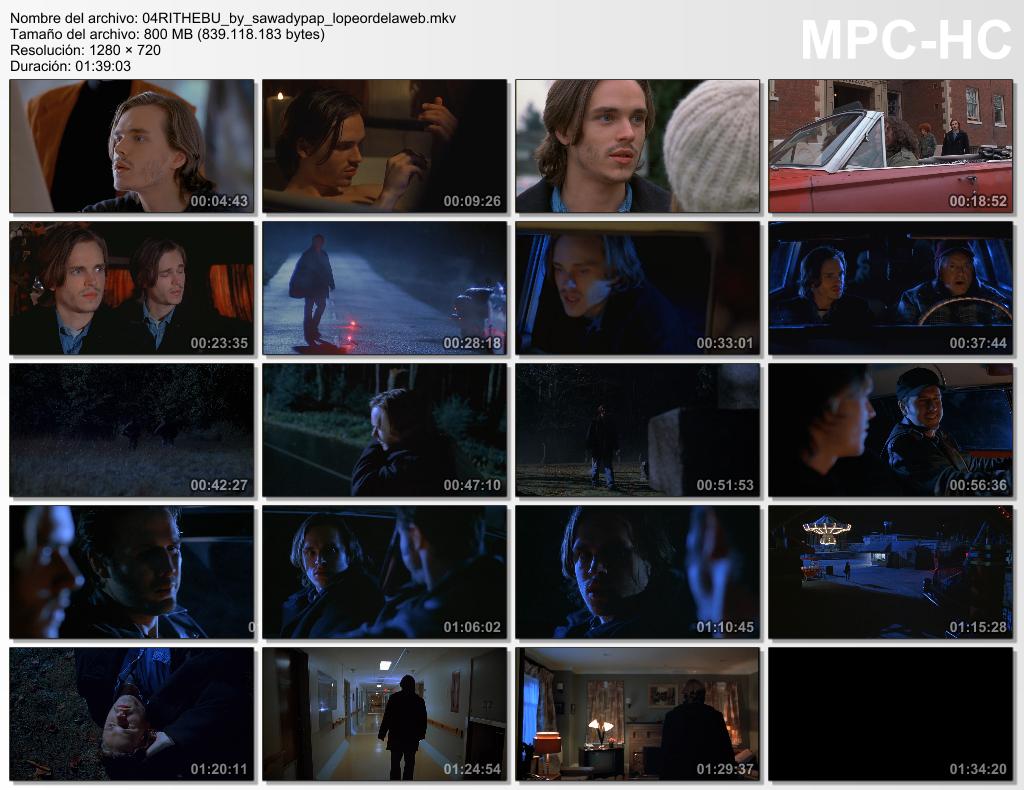 Viaje a las Tinieblas [2004] [BBRip 720p] [Subtitulada]