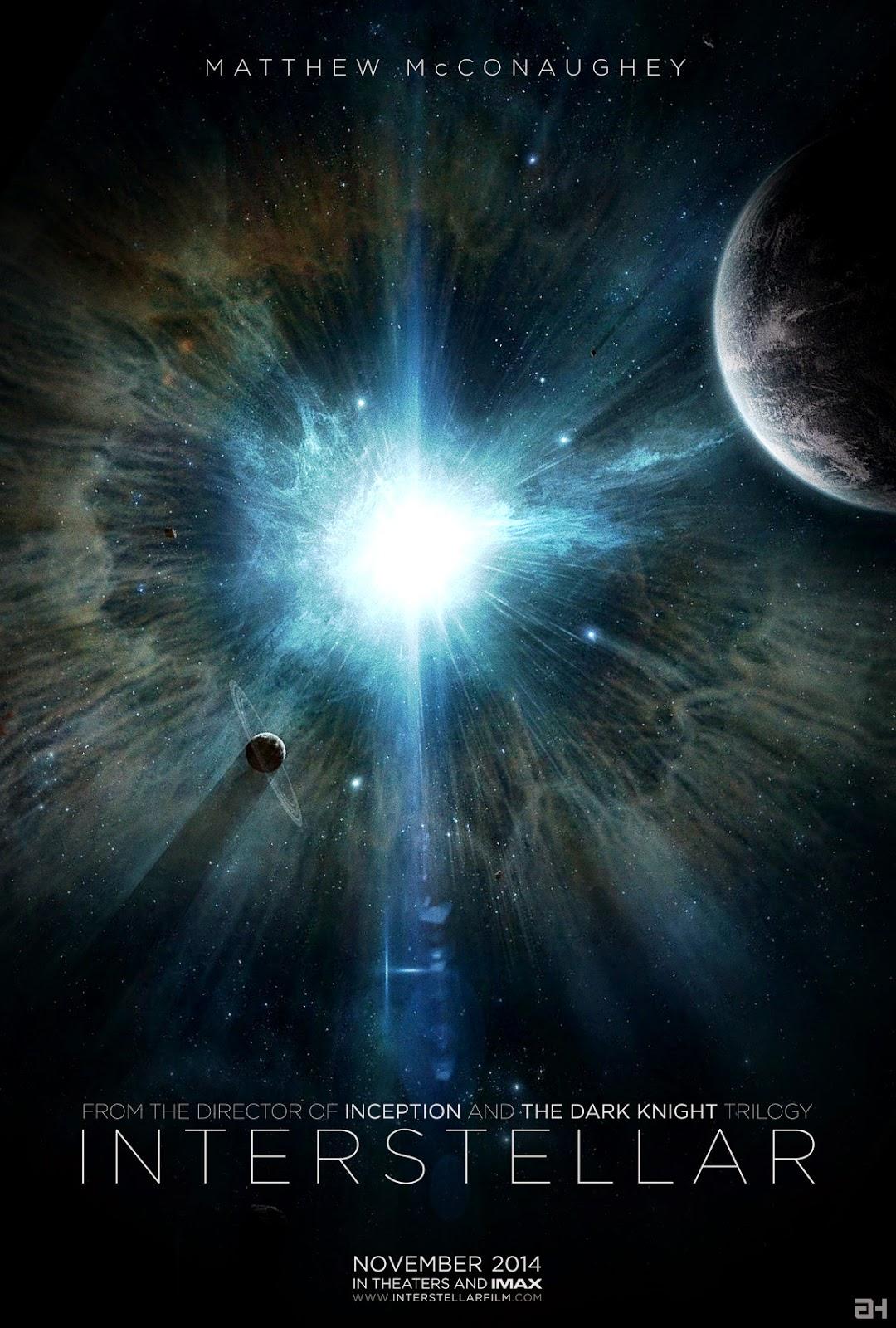 Movie Wallpaper HD: Interstellar (2014) Movie Poster ...