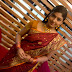 Mounika Latest Saree Stills Tamil Actress