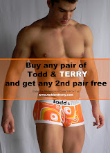 Slip into Todd & Terry