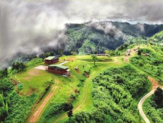 Nilgiri hills Bandarban