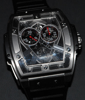 Montre Hublot MP-01 Baselworld