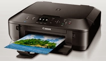 Driver printers Canon PIXMA MG5570 Inkjet (free) – Download latest version