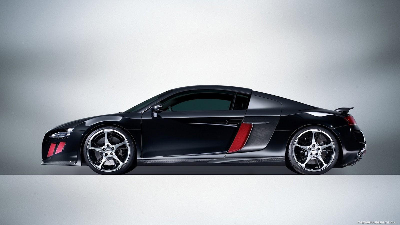 Free Cars HD: Audi R8 HD Wallpapers