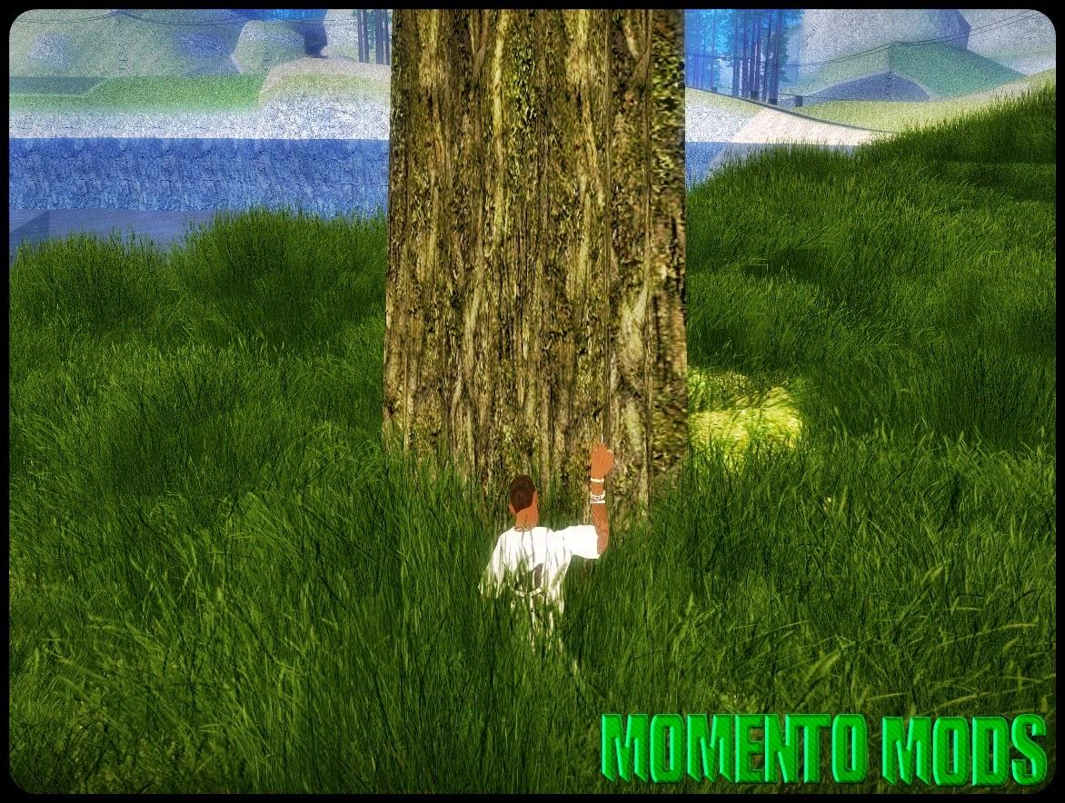 GTA SA - Mod De Plantar Árvores