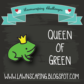 Lawnscaping Challenge Queen of the Green