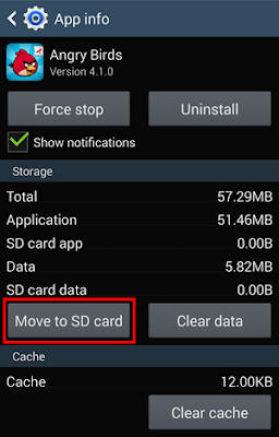 Tips Jitu Memindahkan Aplikasi Android Ke SD Card Tanpa Harus ROOT