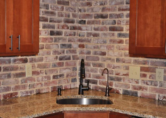 Brick Backsplash For Kitchen7