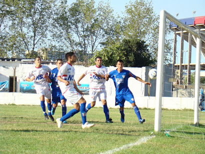 Gol a Deportivo Paraguayo.
