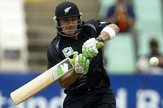 Brendon McCullum - New Zealand
