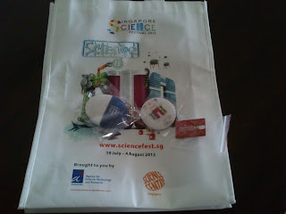 Maker Faire Goodie Bag