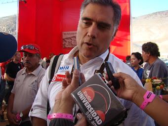 Rally Dakar Arequipa 2012