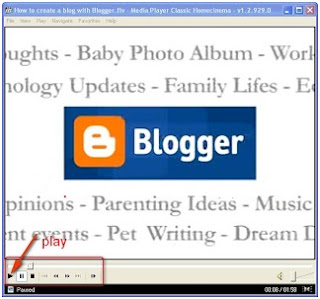 Cara capture gambar video menggunakan Windows Media Player