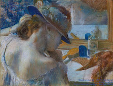 Edgard Degas alla Fondazione Bayeler di Basilea