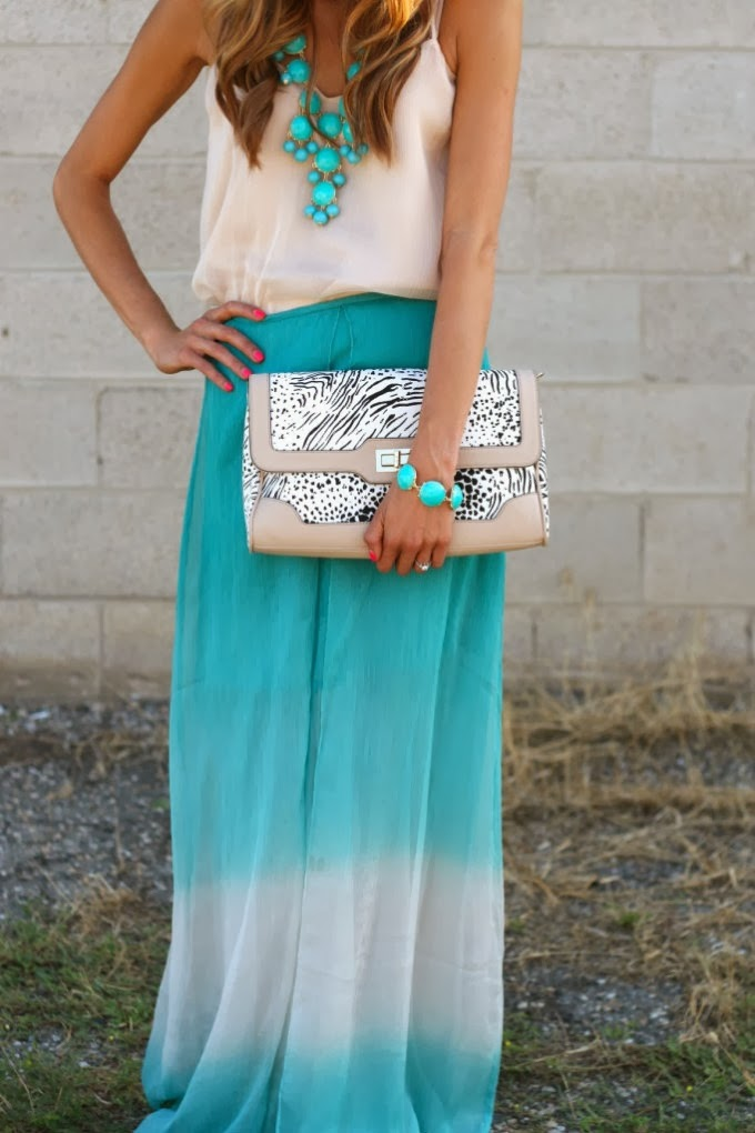 Adorbs ! Totally into the maxi thing right now -- too bad it's tough finding long long ones with my legs!
