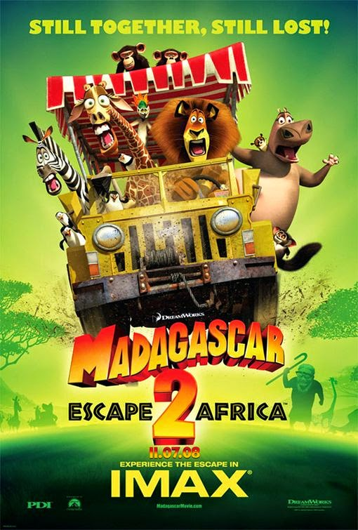 Madagascar 2: Escape 2 Africa http://animatedfilmreviews.filminspector.com/2012/12/madagascar-escape-2-africa-2008-full-of.html