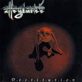Allegiance - D.e.s.t.i.t.u.t.i.o.n (1994)