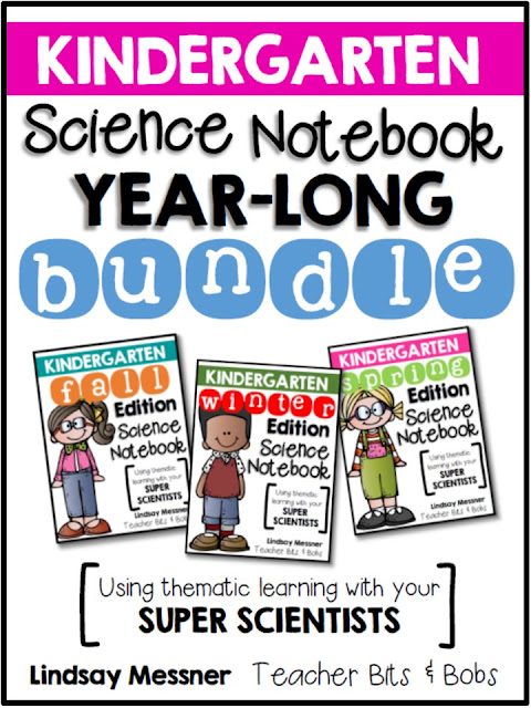 https://www.teacherspayteachers.com/Product/Kindergarten-Science-Notebook-Year-Long-BUNDLE-2018371