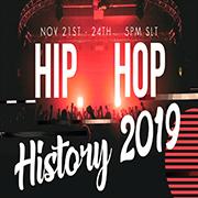 Hip Hop History 2019
