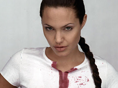 Angelina Jolie Lovely HD Wallpaper