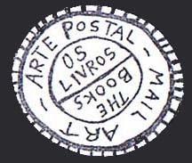 Arte Postal - Os Livros