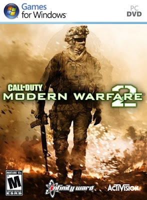 Call of Duty: Modern Warfare 2 PC Cover