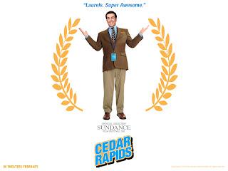 Cedar Rapids movie
