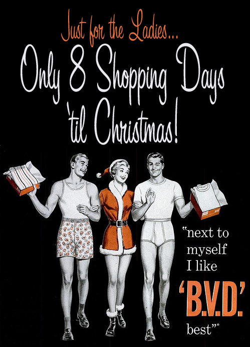 Mitch O'Connell: Only 8 Shopping Days 'till Christmas!