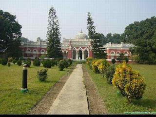Maharajas Royal Palace Natore
