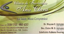 Clínica de Fisioterapia Ana Clara