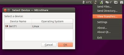 NitroShare 0.3.0
