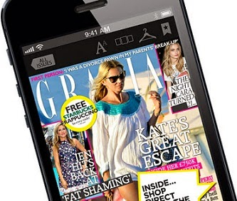 Magazine Apps for iPhone