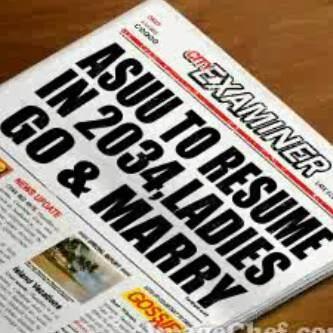 Nigeria ASUU Strike