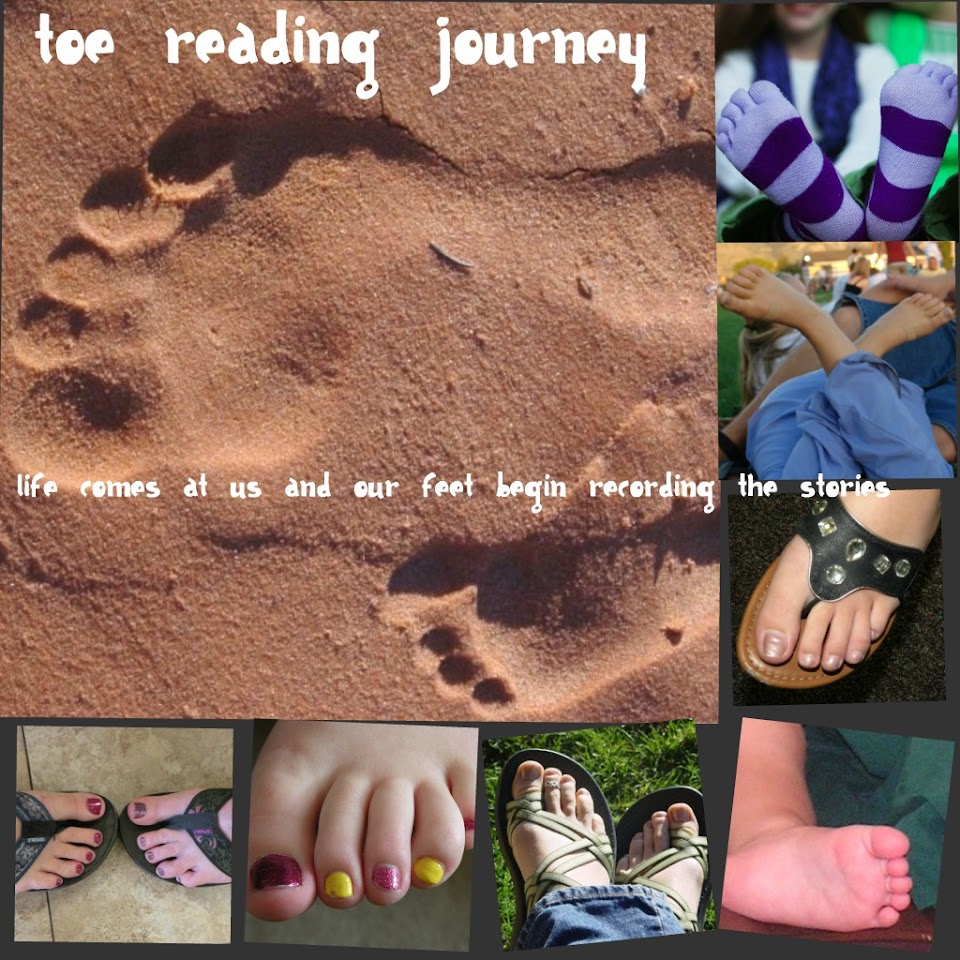 Toe Reading Journey