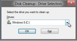 Cách xóa thư mục Windows.Old sau khi cài Win 8