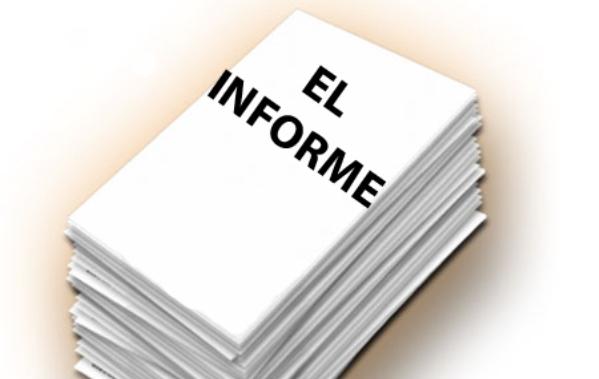 ... informes de las consultas realizadas a bases de datos de una manera