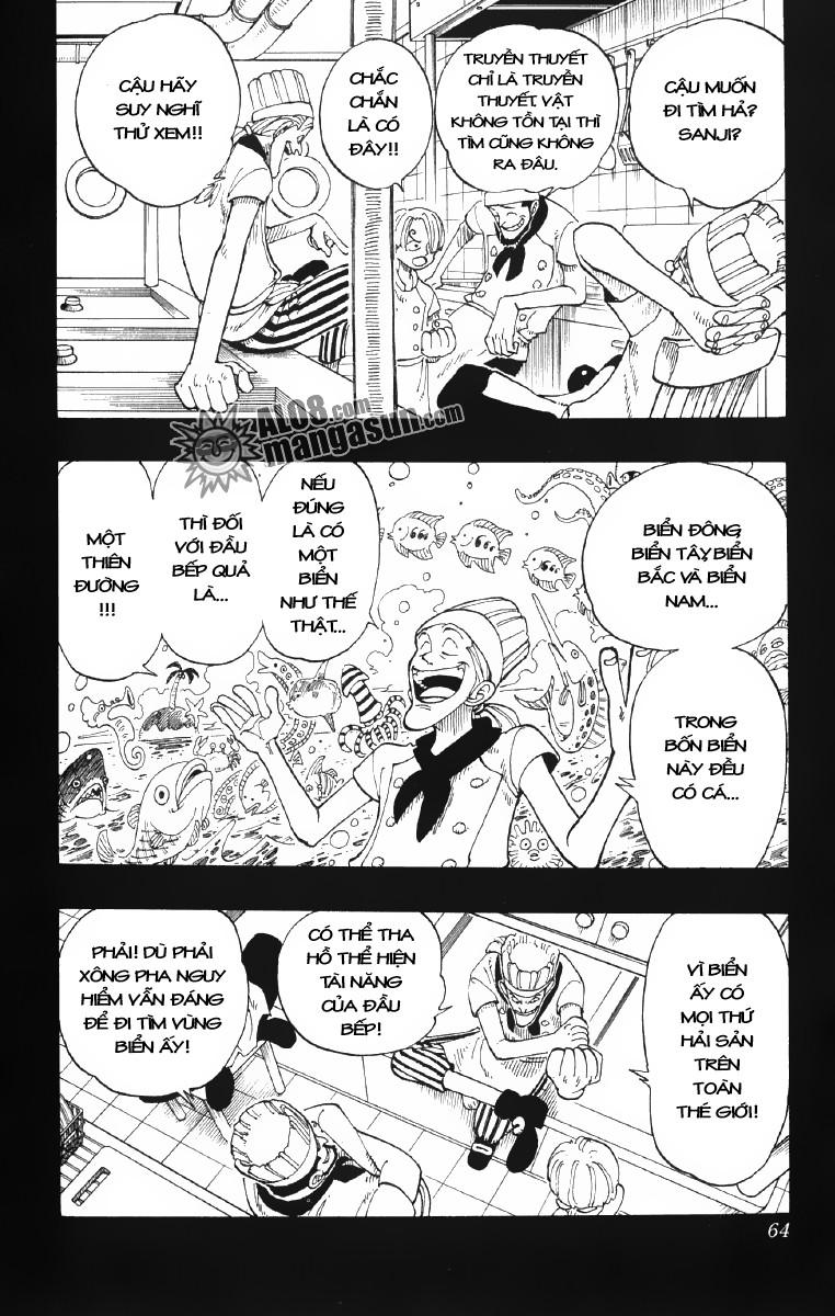 Đảo Hải Tặc chap 56 - Trang 19