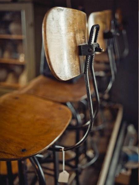 Krzesła na blogu o wnętrzach