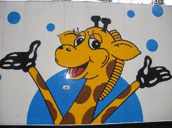 Picture of Harold the Giraffe
