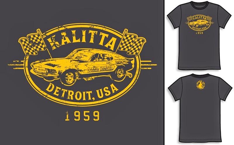 Kalitta - Detroit 1959