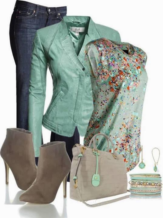 Bag, Shoes,Jeans, Coat,...