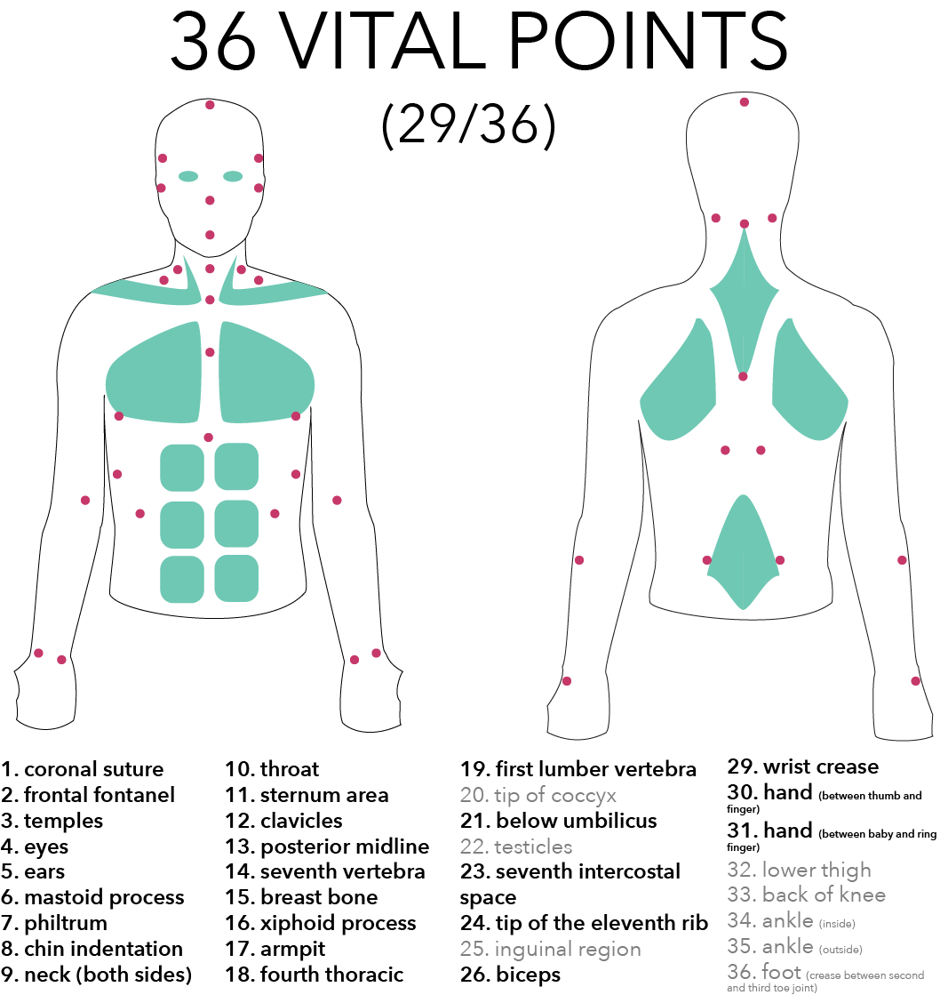 Body Pressure Points Diagram 36 Trusted Wiring Diagram