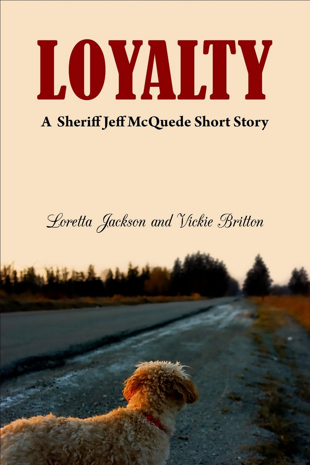 READ LOYALTY A Jeff McQuede short story 99c on KINDLE!